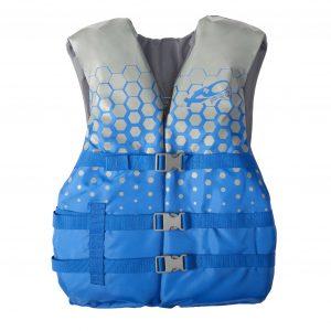X2O Universal Life Vest, Blue